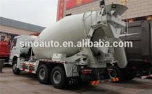 Sinotruk HOWO concrete mixer truck for sale ZZ1257N3247C