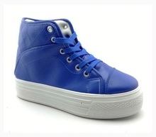 2015 new design women shoes canvas sneakers