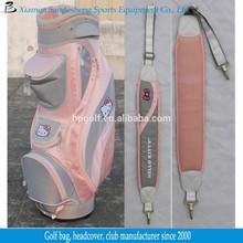 Sport Lady Golf Cart Bag/HelloKitty Sport Golf Bag