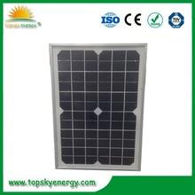 Best price top quality solar panel per watt solar panel cost for 35W Mono panel