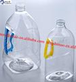 Uso de plástico de calidad alimentaria para la botella de aceite