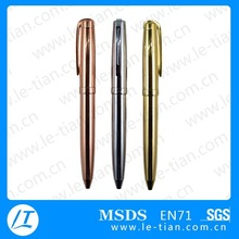 MP-183 2015 alibaba china business customized brand logo metal ball pen