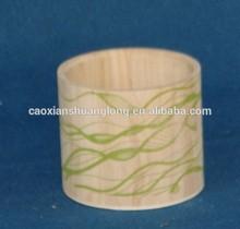 Custom wooden Tea Storage Chest