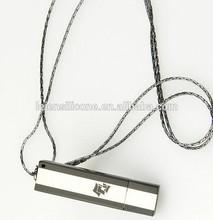 new product metal usb stick with keychain, free logo printing metal usb flash 8gb, 16gb, 32gb, 64gb