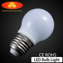 LED bulb light 2w/3w
