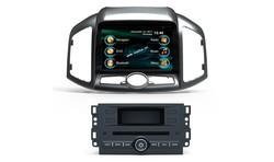 In-car entertainment Car audio stereo system/in car radio/dvd/gps navigation for Chevrolet Captiva 2011 V8028CC