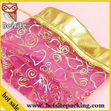 large organza silk drawstring bags