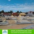 Rapide- construction plan villa en acier léger