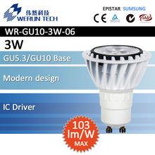 China Aluminum 55W LED Panel Light
