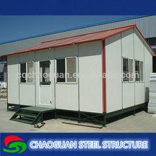 Camp building for petroleum company