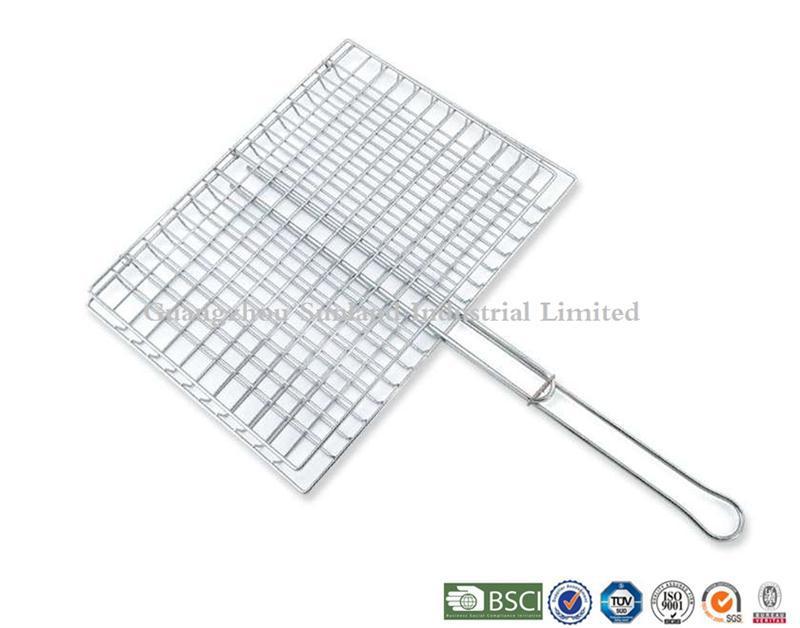 Nieuwe ontwerp roestvrij staal bbq vis grillen mand met een goede prijs bbq grills product id - Barbecue ontwerp ...