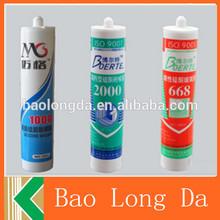 Food Grade Adhesive / Non-Toxic Glass Silicone Sealant / Food Grade Silicone Sealant