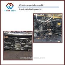 Logistics for Aluminum Scrap in Hong Kong