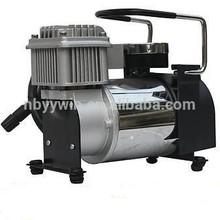 Compact and Fast Air Inflator Pressure Gauge 150 PSI Air Pump / Auto Repair Tire Tool Kit Portable 12 Volt Mini Pump