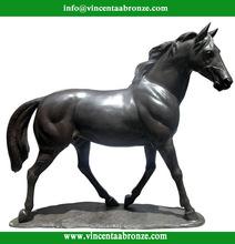 Replika black horse