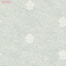 Durable non woven interior wallpaper TM2024(0.53*10m)