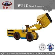 WJ-1C Side tipping diesel Lhd