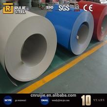 DX51D SGCC PPGI Prepainted Galvanized Steel Coil ppgi steel coil manufacturer