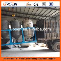 Kern oil & refining co supplying refining machine
