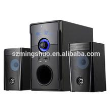 2014 new woofer multimedia 2.1 computer speaker