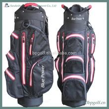2015 new style custom waterproof golf bags factory