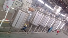 hot sale craft 100L micro beer brewery equipment for beer making