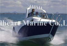 CE standard high quality aluminum speed boat