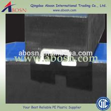 No lubrication of UHMWPE impact bars belt conveyos/conveyor impact bed bar/UHMWPE impact strip for conveyor bar