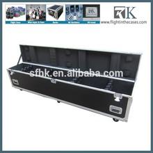 portable lighting Cases, led lighting road cases, moving head light flight case