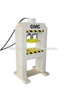 OMC hydraulic stone sawing machine