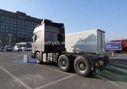 FOTON AUMAN 6x4 tractor truck, 375hp prime mover, FOTON tractor head