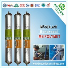 high performance free pre-coating MS polymer adhesive water tank sealant