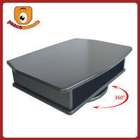 RTS-1 For 52-90 inches China supplier factory directly selling wooden customize rotate-tv-stand-360