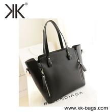 2015 Hot sale international trendy women bag high quality leather famous brand name women shoulder bag