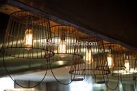 LED Vintage Light Bulb - ST18 Shape - Edison Style Antique Bulb with Filament LED