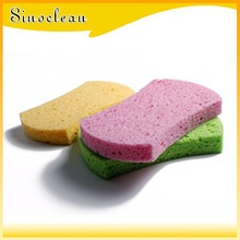 Assorted-color Kitchen Cleaning Cellulose sponge
