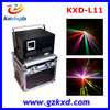 Factory price professional 5W RGB effect laser light
