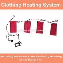 6034CHS Apparel Heating Element