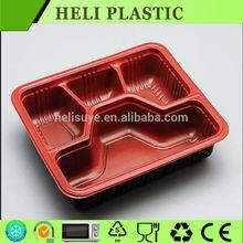 Transparent Plastic Food Container/Plastic Food Storage Container