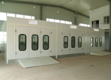 China paint booth manufacturer