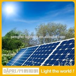 100w 150W 200W 250W 300w Monocrystalline or Polycrystalline Silicon PV Solar Panels