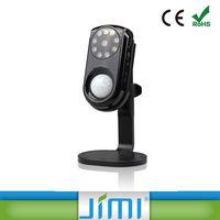 Jimi GSM Video Camera Security Alarm Security MMS&SMS Alarm,Video Taking Function, Infrared Sensor, 300K Pixel Camera GM01