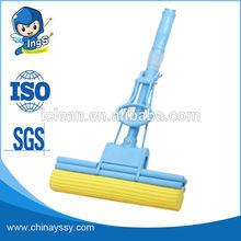 2015 ebay best selling Steel Pole Material and Pva Mop Head Material pva sponge mop