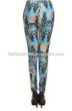 Women YOGA GYM Digital Print Stylish Skinny Galaxy Leggings leggings gym