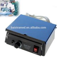 Dental Equipment Three Slot Temperature Controlled Portable Wax Heater