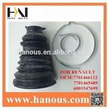 Drive shaft wheel side boot kit 7701466122 7701465489 6001547699 for Logan Car