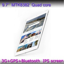 MTK8382 Quad Core 9.7 inch Android 3G Tablet