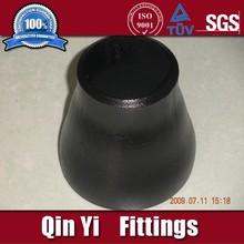 carbon steel reducer con ecc butt welding fittings