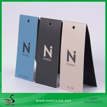 Sinicline Hole Punch Various Colors Hang Tag For Men's suit