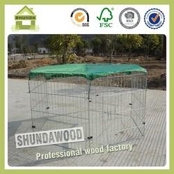 SDW02 8-Panels Handmade Dog Kennel